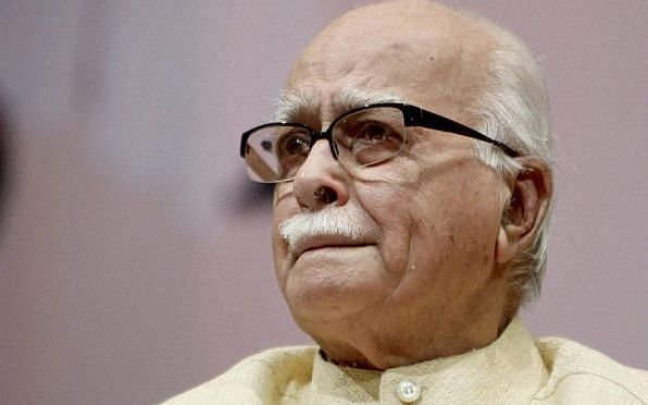 BJP leader LK Advani's website hacked