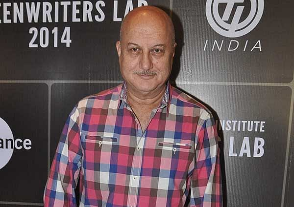 Anupam Kher bags another Hollywood flick