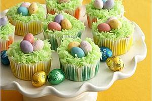 Easter Dessert Spread