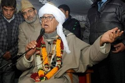NC had feared BJP will work for abrogation of Art 370: Farooq