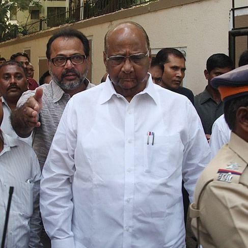ED books NCP Supremo Sharad Pawar, nephew Ajit Pawar in MSCB scam