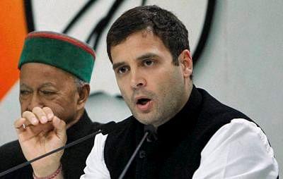 Rahul calls Ch'garh model like Guj a myth