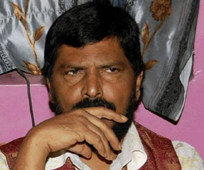 Athavale wants to learn from Mayawati to expand party base
