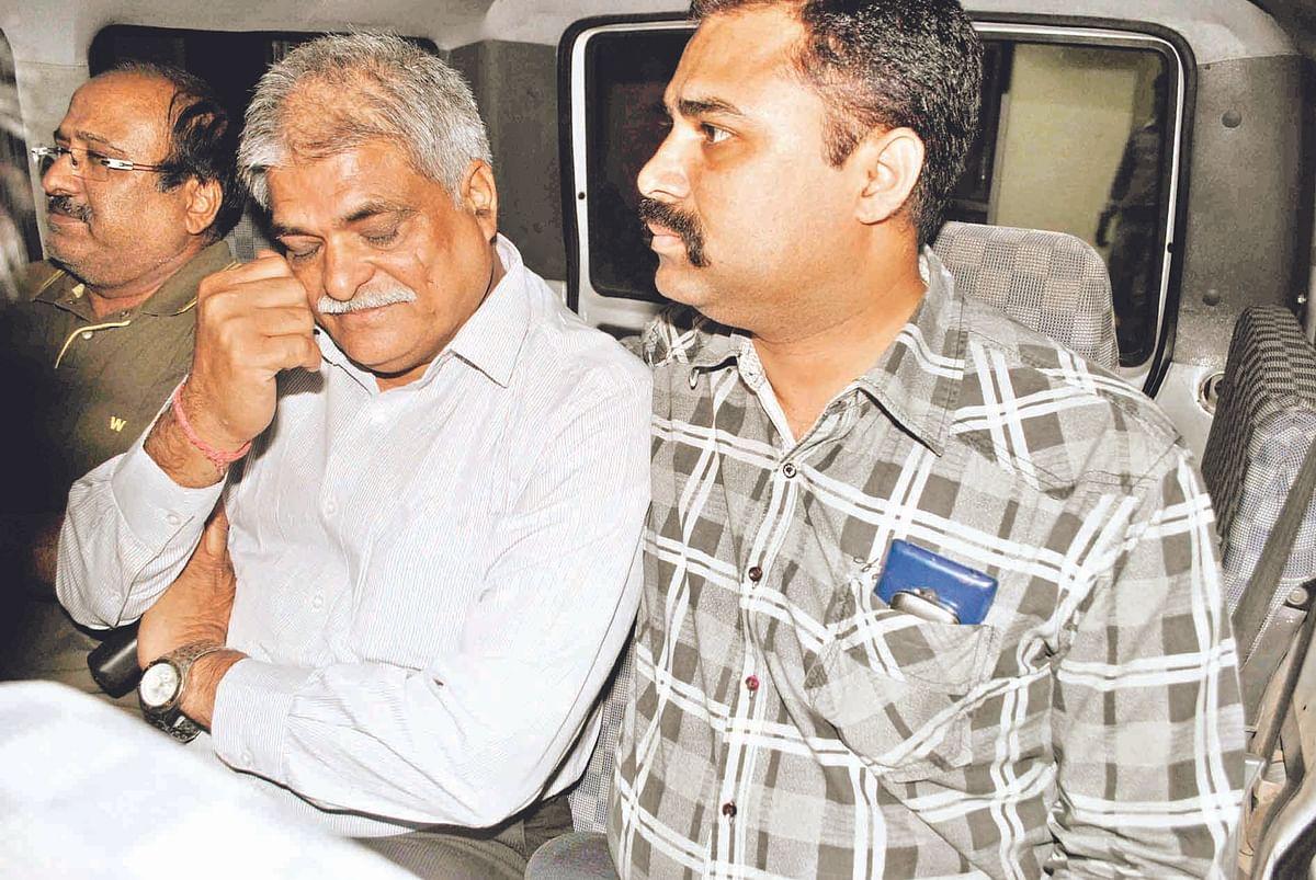 PMT 2012: DSP Rakshpal Yadav surrenders