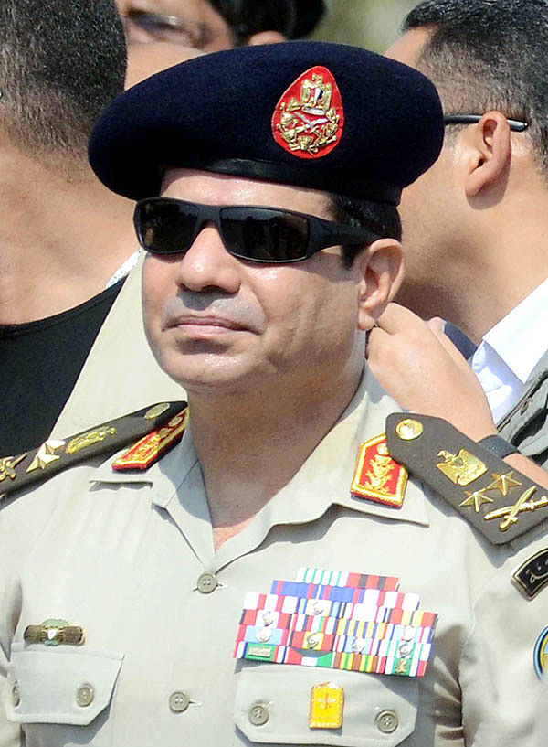 Sisi sweeps Egypt's  Prez polls, military's grip strengthened