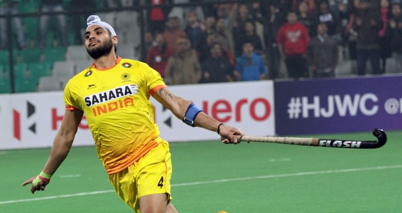 India beat South Africa  4-1 in warm-up game