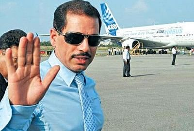 Vadra may lose airport immunity