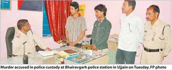 Two arrested in engg student's murder
