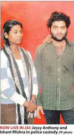 Live- in partners held for kidnapping trader's son