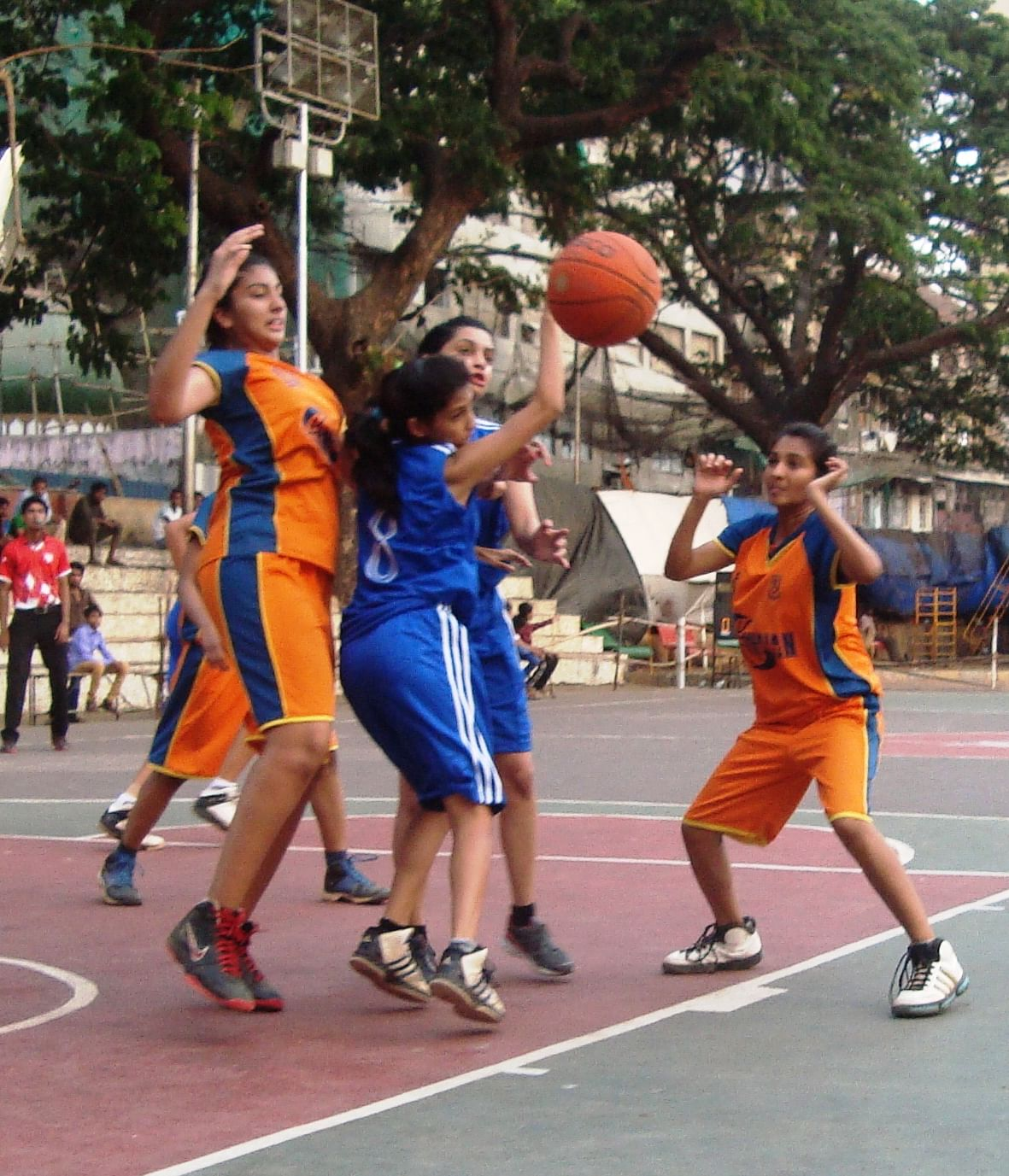 Bandra YMCA make basketball final