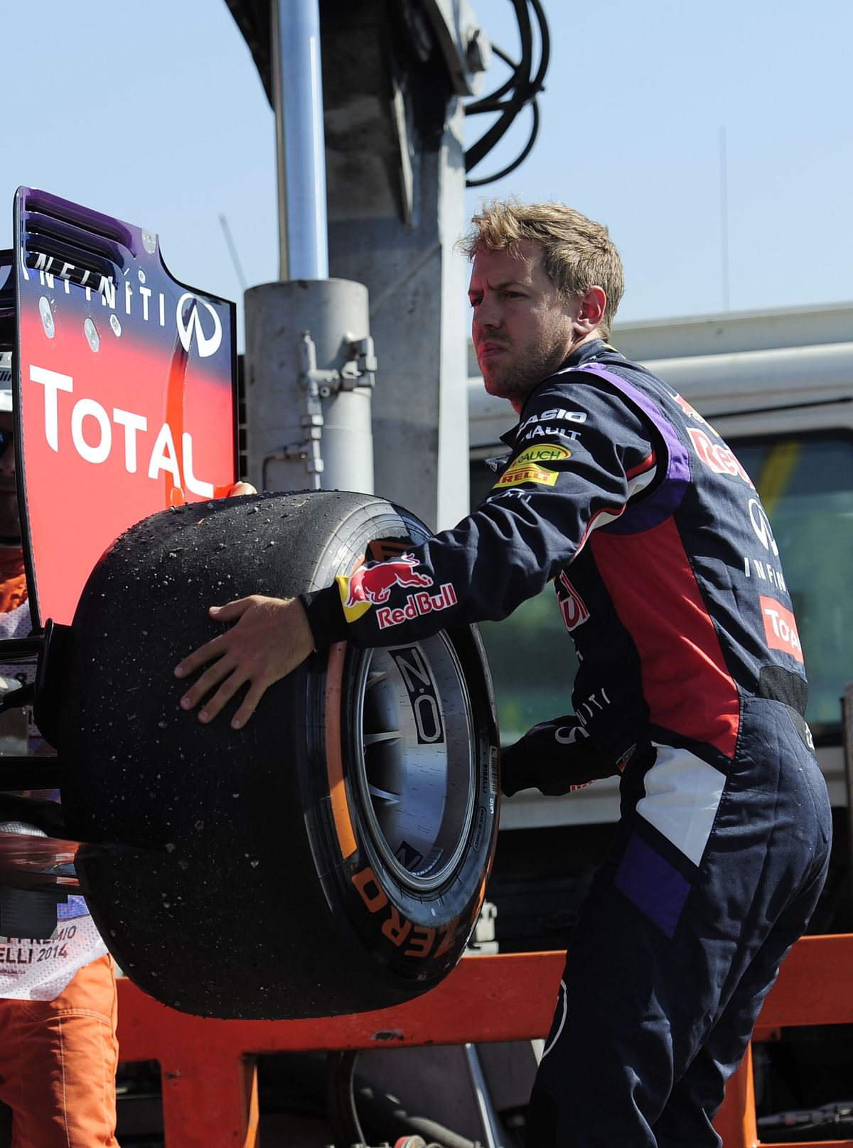 Vettel's title defence  hits another obstacle