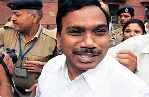 Delhi court records A. Raja's statement over involvement in 2G scam