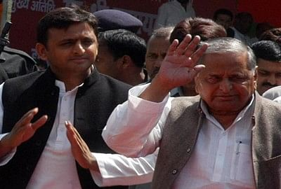 UP CM Akhilesh leaves for The Netherlands to attract investors