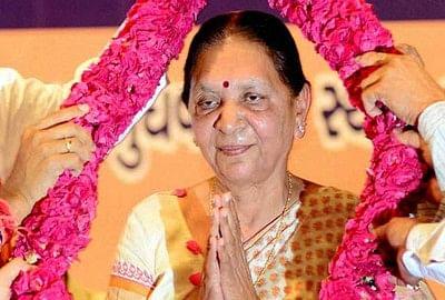 A saffron surge in Anandiben's Gujarat