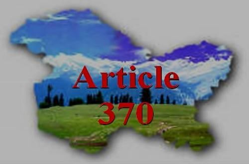 Can't amend or abrogate Art 370 without J&K ppl's consent: Soz