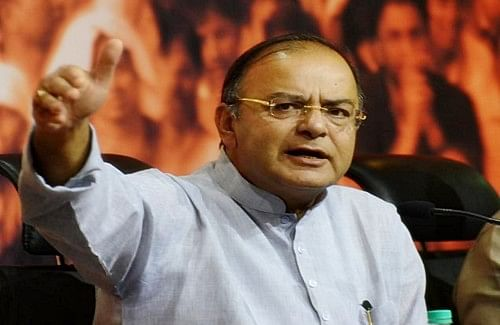 Defence charge only for now, says Jaitley