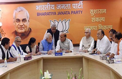 In its 1st meeting, Modi-led Cabinet OKs probe on black money