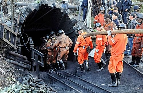 Seven killed in China's mine accident