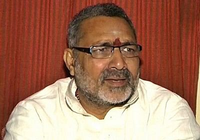 Giriraj Singh surrenders in hate speech case, granted bail