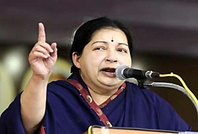 Jayalalithaa expels ex-minister for suggesting AIADMK-BJP tie-up