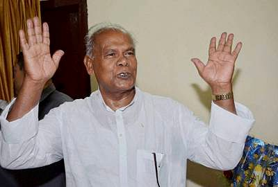 BJP slams Manjhi govt over rise in crimes against women