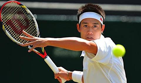 'Struggling' Nishikori crashes out of French Open