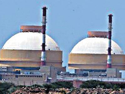 Kudankulam N-plant generates 750 mw