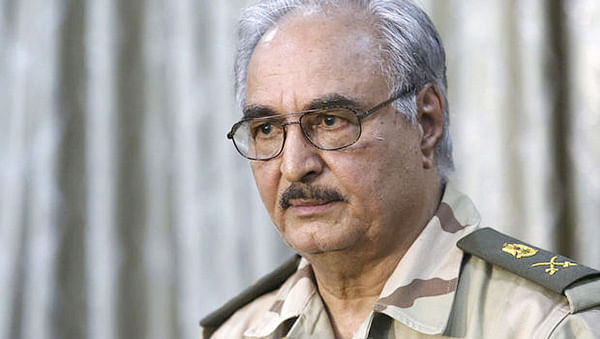 Claiming to speak on behalf of the army, Gen. Khalifa Hifter terms the attack as a battle by 'the people's choice'