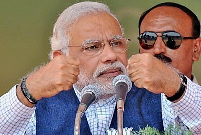 Modi effected paradigm shift in election campaign