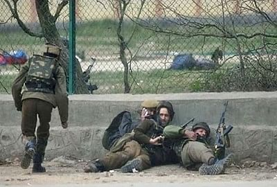 Militant hideout unearthed in Kupwara