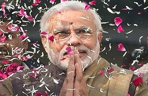 Kazakhstan President congratulates PM Modi