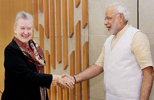 US continues to maintain silence on Modi's visa status