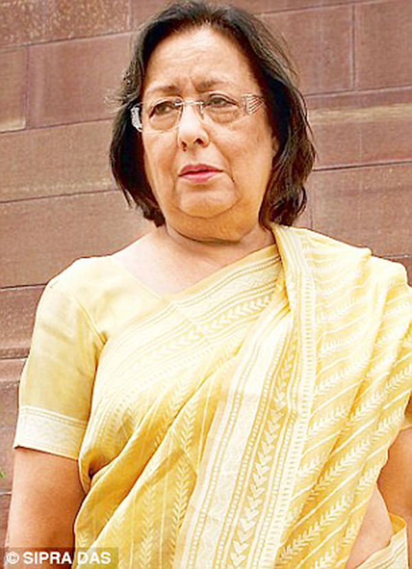 Quota no solution to problems of Muslims: Heptulla