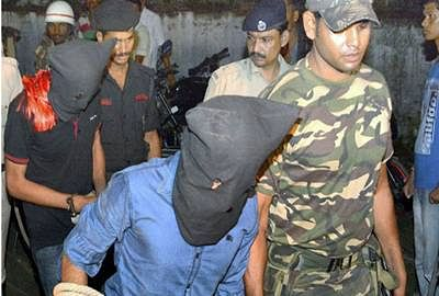 NIA gets custody of two IM operatives for Patna blasts