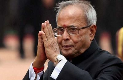 Latest GDP data makes India fastest growing economy: President