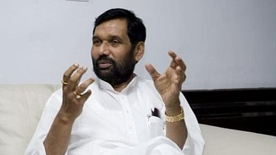 Union Food and Consumer Affairs Minister Ram Vilas Paswan