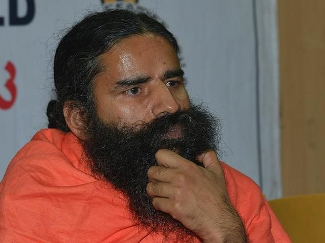 Ramdev faces Rs 1,000 cr defamation suit for remark on Rahul