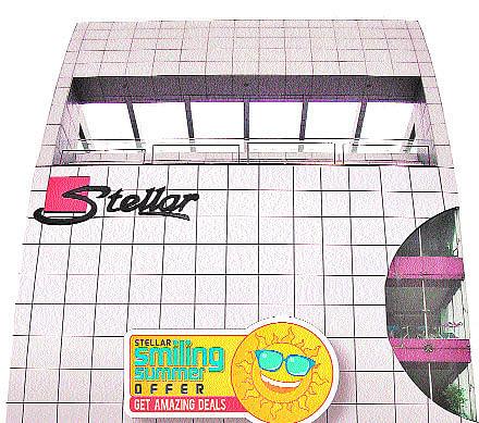 `Hot Summer Cool Offer' at Stellar Furniture