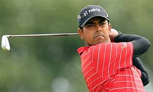 Chowrasia best Indian at Manila, Lahiri struggles on first day