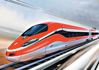 Modi eyes Metro Man for his Bullet trains