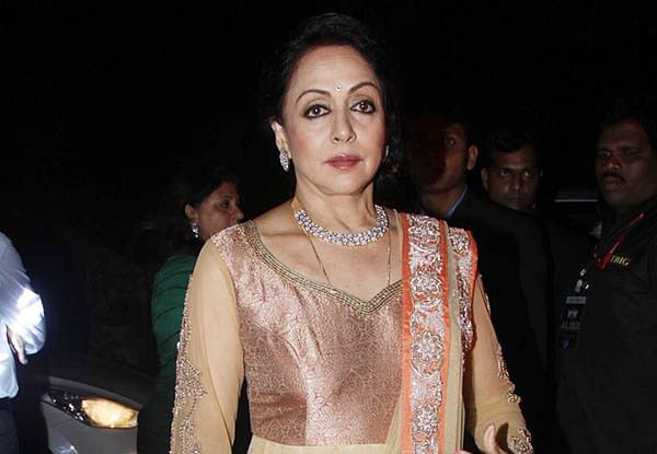 Politics is serious business for Hema