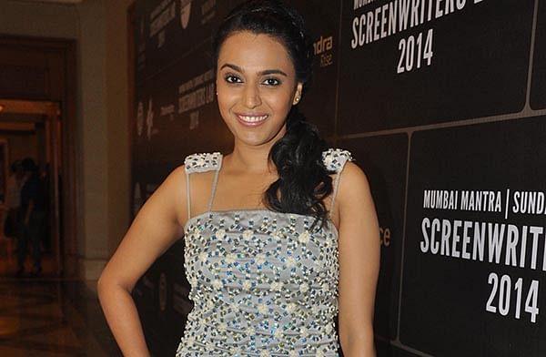I'M SCARED OF HORROR FILMS: SWARA BHASKAR