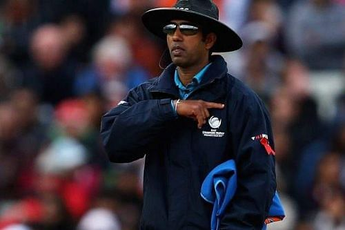 Dharmasena, Oxenford to officiate IPL final