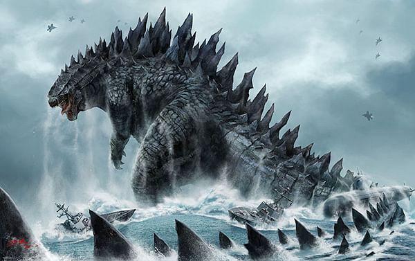 Is Godzilla a reflection of human behaviour?