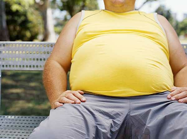 Prolonged sitting linked with fatty liver disease