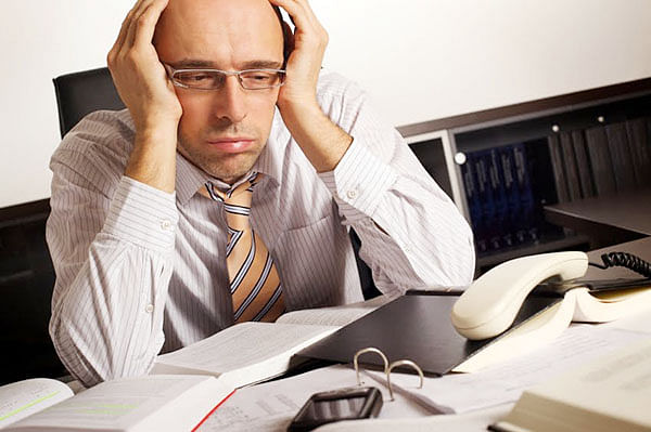 Stress increases risk of heart disease