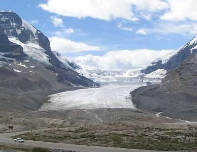 Glaciers in Canada rapidly melting: Report