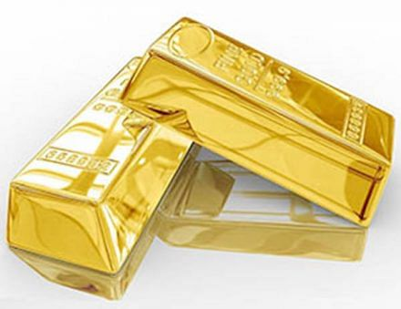 Gold prices rise by Rs 538 to close at Rs 38,987 per 10 gm