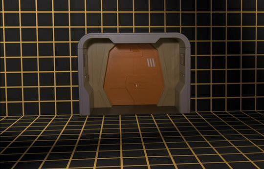 First Star Trek 'holodeck' created