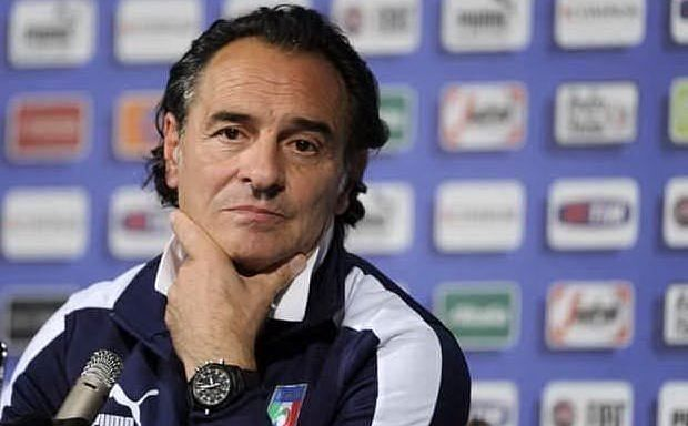 Italian coach Prandelli extends contract for two years until 2016